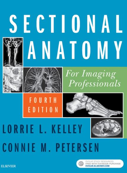 Sectional Anatomy for Imaging Professionals 4th Edition PDF