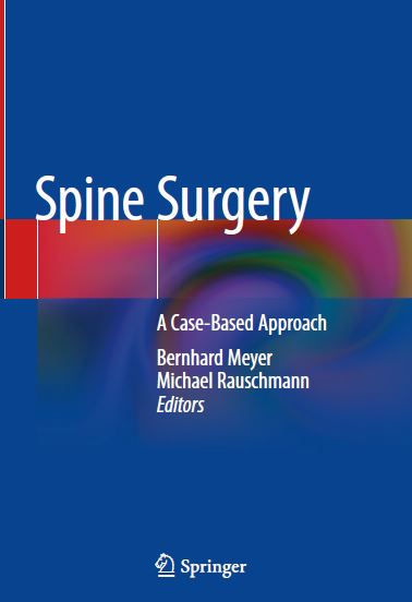 Spine Surgery A Case-Based Approach PDF