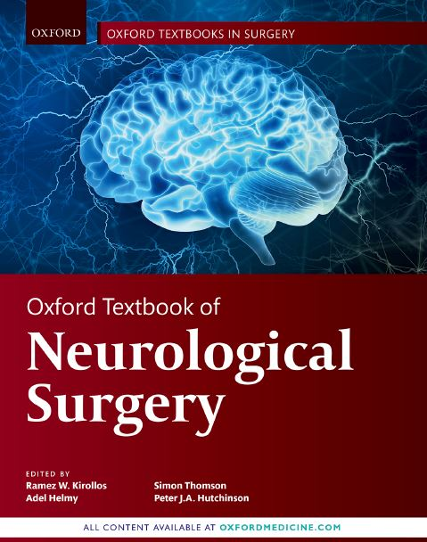 Oxford Textbook of Neurological Surgery 1st Edition PDF
