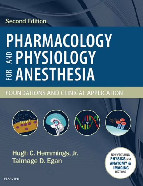 Pharmacology and Physiology for Anesthesia 2nd Edition PDF