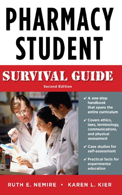 Pharmacy Student Survival Guide 2nd Edition PDF