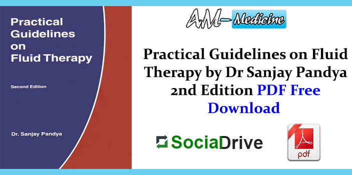 Practical Guidelines on Fluid Therapy by Dr Sanjay Pandya 2nd Edition PDF