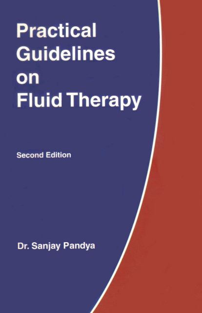 Practical Guidelines On Fluid Therapy By Dr Sanjay Pandya 2nd Edition Pdf Free Pdf Epub Medical Books