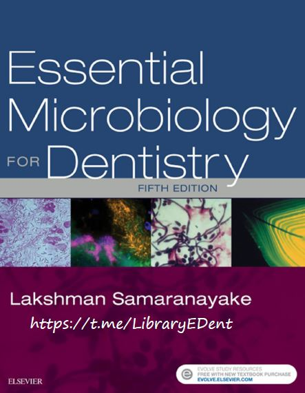 Essential Microbiology for Dentistry 5th Edition PDF
